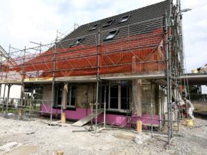 Bauabnahme EFH in Oberhasli