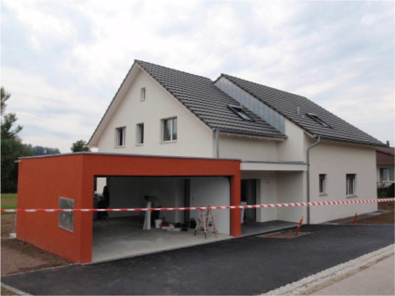 Referenz EFH Matzingen, unabhängiger Bauexperte
