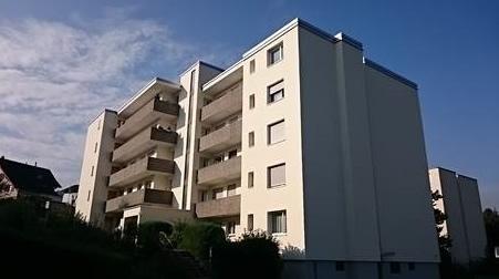 Referenzen Fassadensanierung STWG in Rüti, Zürcher Oberland