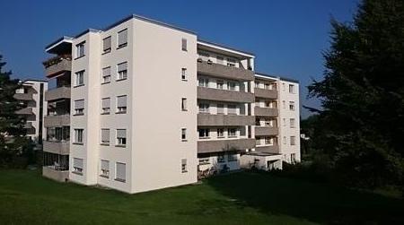 Referenzen Fassadensanierung STWG in Rüti, Zürcher Oberland, Bild 2