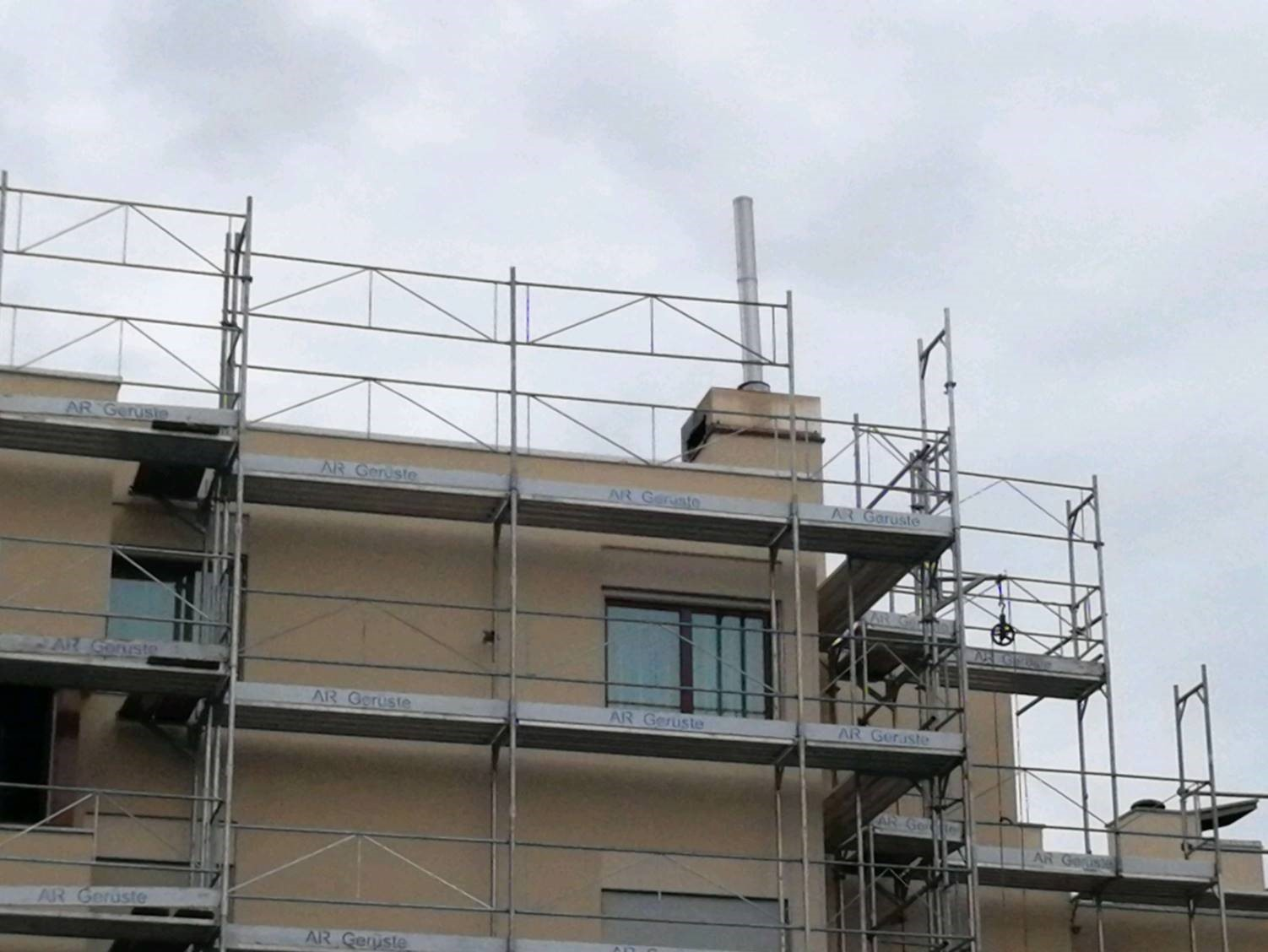 Referenzen Bauausführung - Mehrfamilienhäuser Kirchenrainstrasse, Rüti - Bild 3