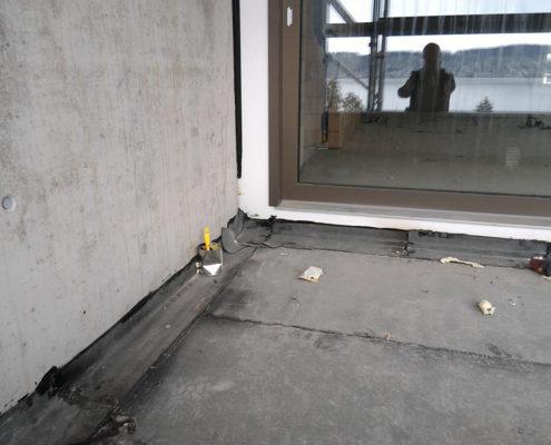 Qualitätssicherung durch regelmässige Baukontrollen.
