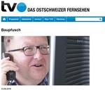 Bauabnahme Experte Othmar Helbling im Interview mit Teleostschweiz